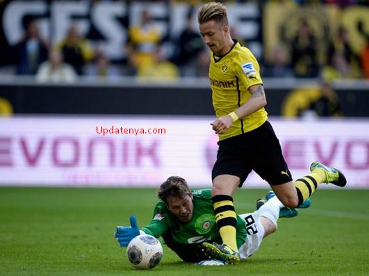 Klasemen Liga Jerman Terbaru & Top Skor Bundesliga 2013-2014