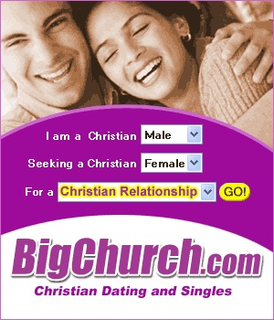 Big church dating site
