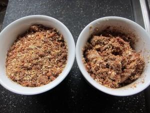 healthy cinnamon bun baked oatmeal