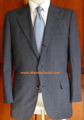 Nhà may Đức Tài - Phong cách áo vest Mỹ 2