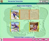 juegos para trabajar secuencias temporales y mucho más