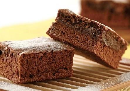 Torta de chocolate casera