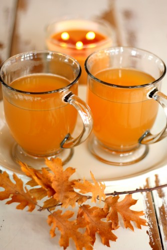 Riches to Rags* by Dori: Crock Pot Hot Spiced Cider