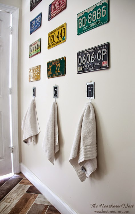 14 Inexpensive Diy Bathroom Ideas For Towel Bar Accessories Don T Spend A