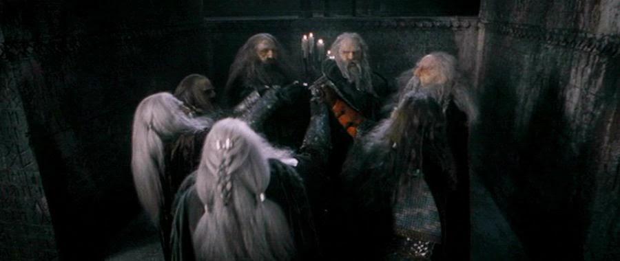 Los 20 anillos de poder de J.R.R. Tolkien