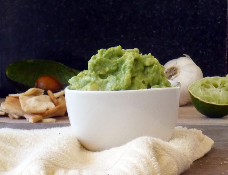 Simple Guacamole Recipe | by Life Tastes Good is plain and simple with ...
