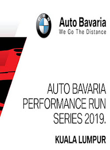 Auto Bavaria Performance Run Series 2019 - KL - 22 September 2019