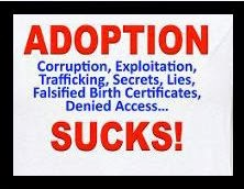 Adoption Sucks