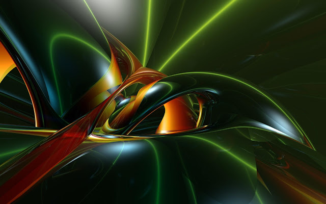 Abstract 3D Wallpaper HD