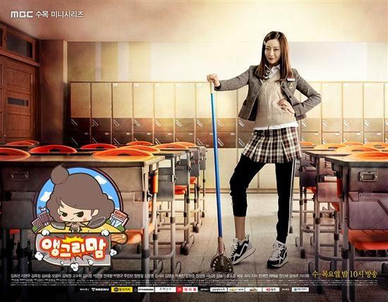 Poster k-drama Angry Mom (2015)