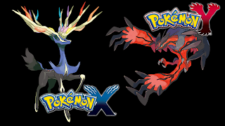 Pokemon X, Pokemon Y Legendaries
