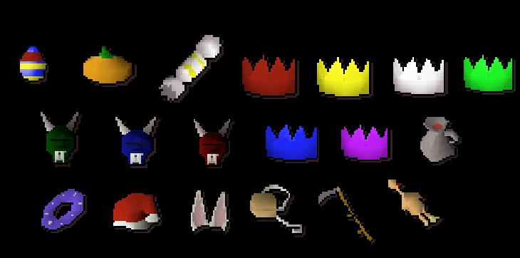 Oldschool Runescape: Rares and their role in OSRS