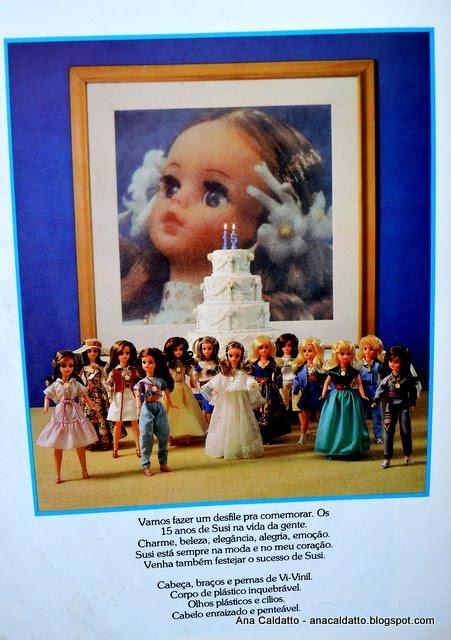 Catálogo Susi 1981