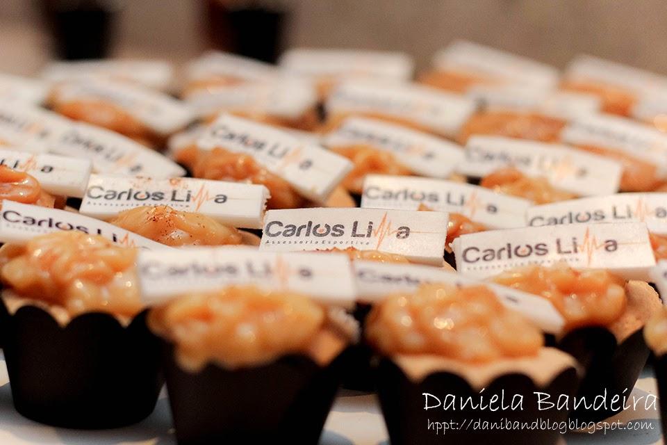 cupcake, receita, churro, doce de leite, doces, muffin, Carlos Lima, decorados
