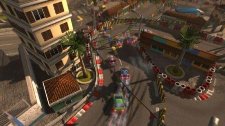 Bang Bang Racing (2012) Full Version PC Game Cracked