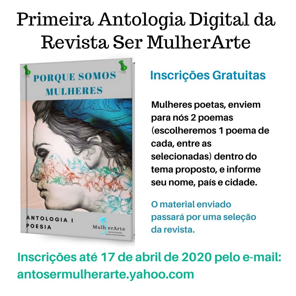 Antologia Digital - Inscreva-se!