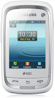 Handphone Samsung Champ Neo Dous Hadir Dengan Iklan Gading Marten