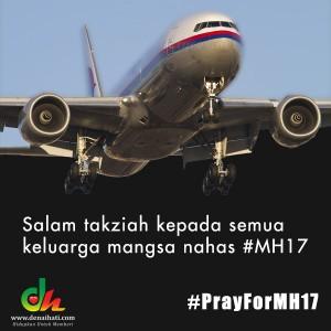 Nahas MH17 Terhempas di Ukraine