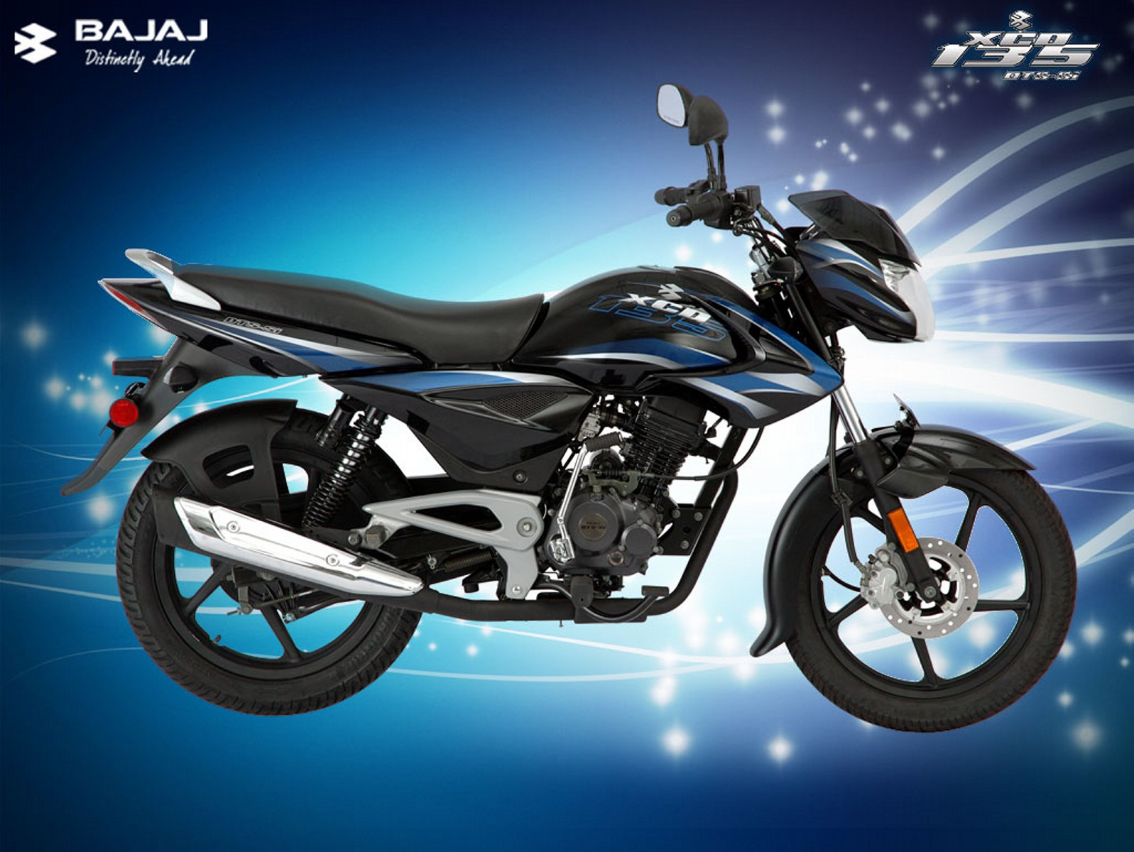 Motorcycle Pictures Bajaj XCD 135 DTSi – Discover 135 Motorcycle Wire Diagrams