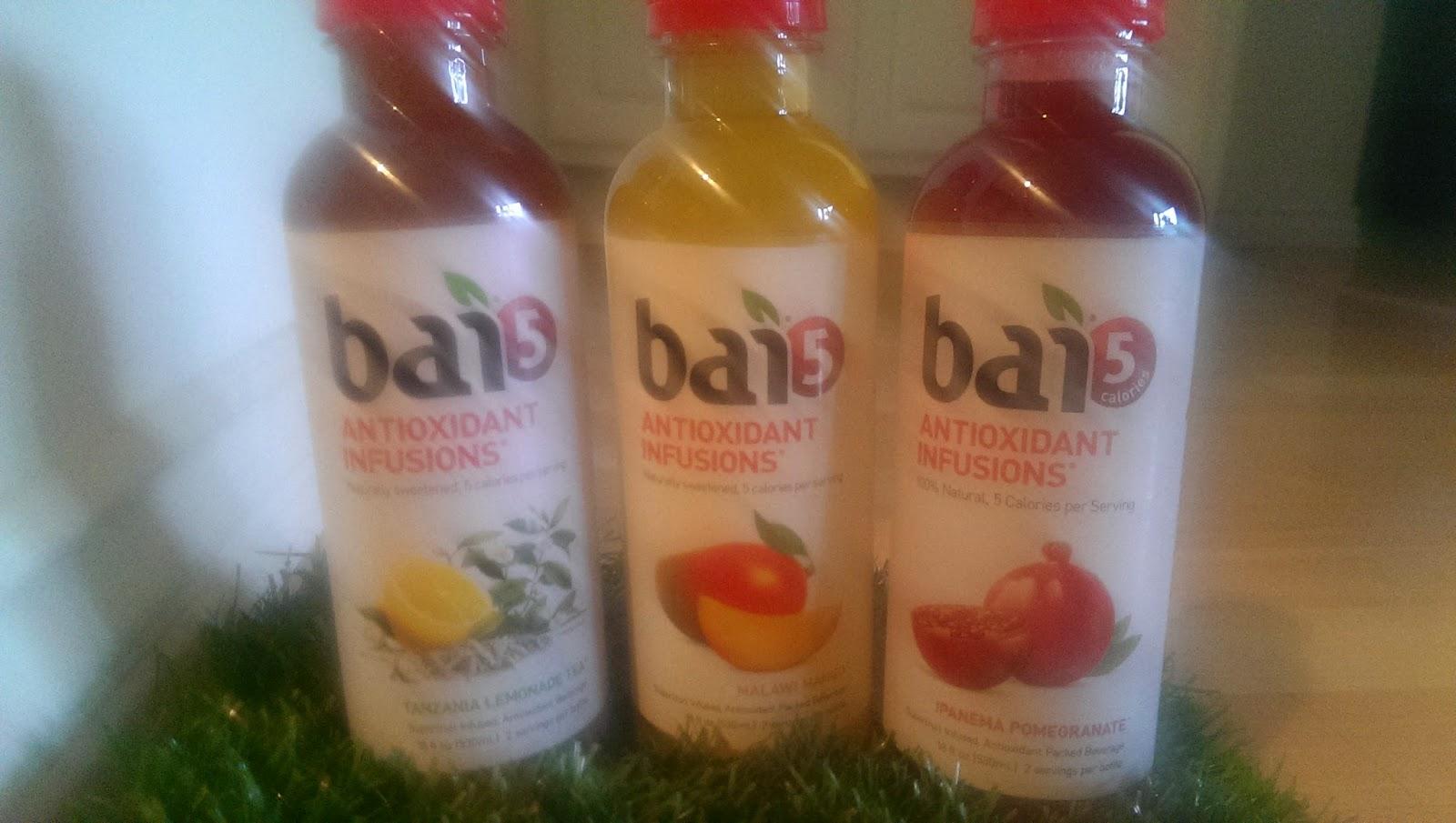Bai+5 Bai5 Drink Review- Antioxidant Diet
