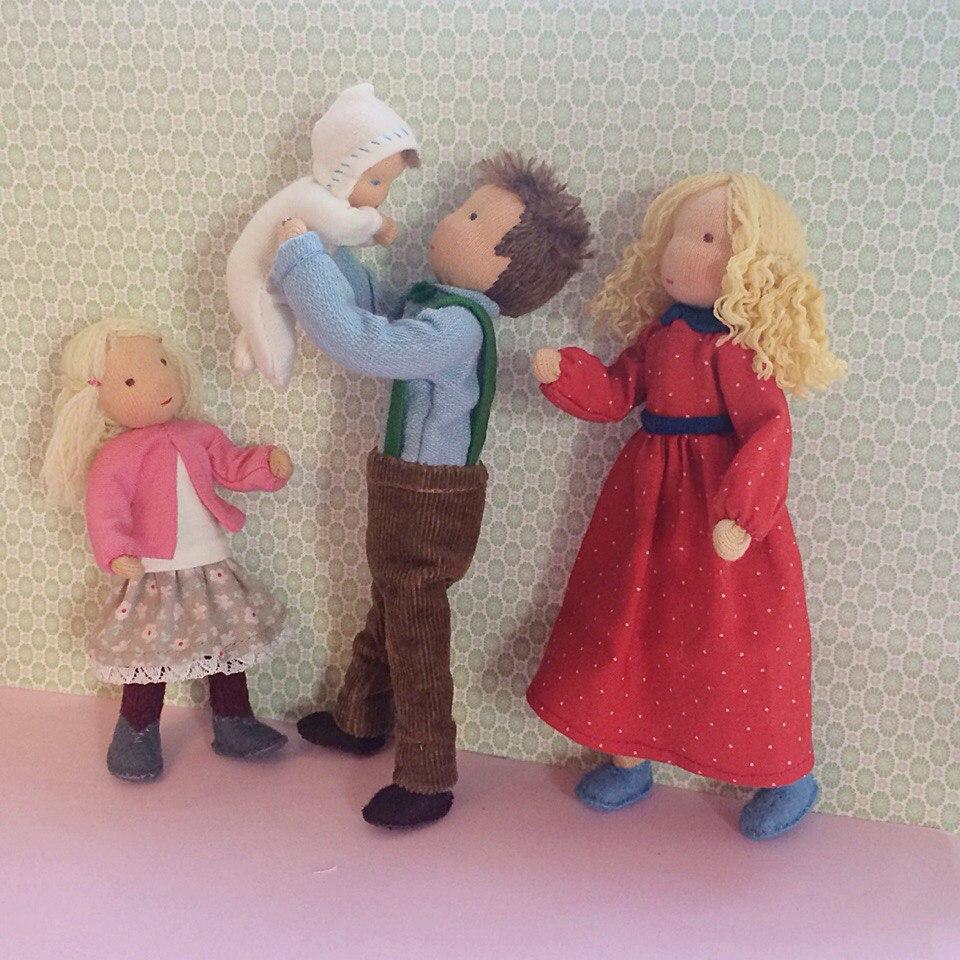 К нойшютц куклы