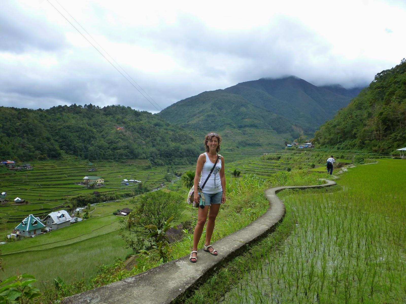 Hapao Rice Terraces - Philippines
