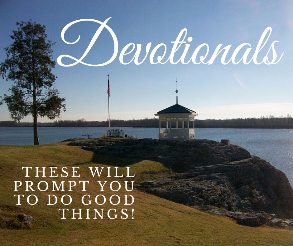 Devotionals for Normal Folks!