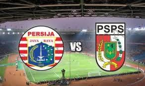 Persija VS PSPS ISL 2013