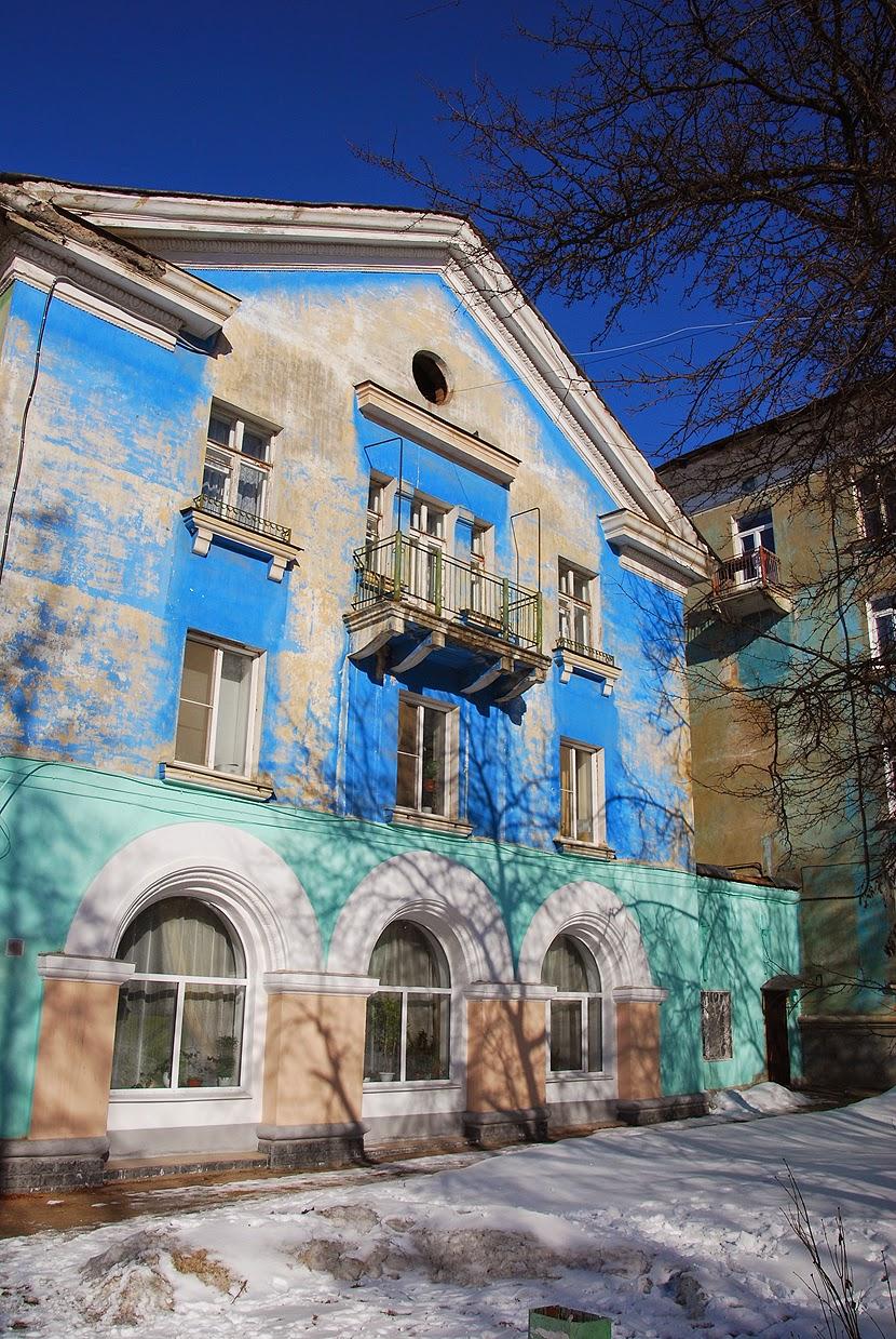 Лысьва, улица Мира