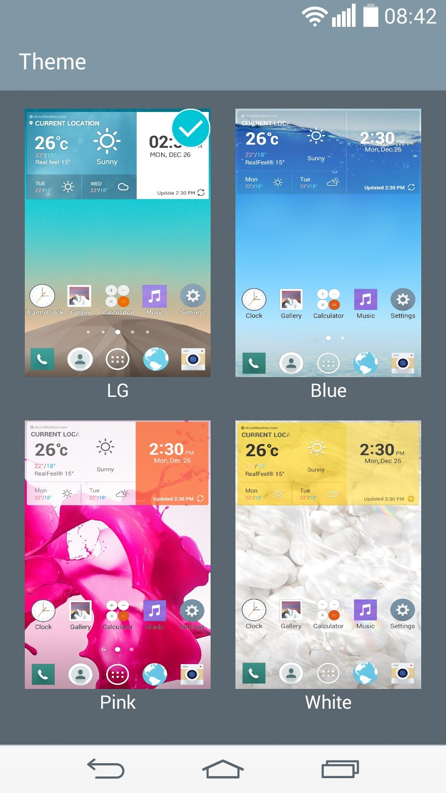 CloudyG2 2.2 For LG G2 [All Variants] with Best Rom Of LG ...
