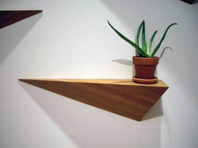 Wood Wall Shelf Designs