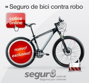 SEGURO DE BICICLETAS