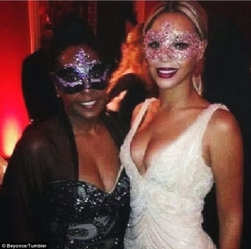 Photos From Beyonce's Mother's 60th Birthday Party