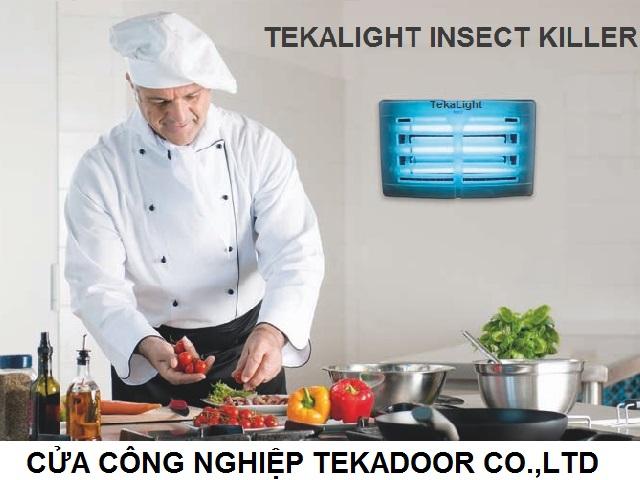 đèn diệt côn trùng keo