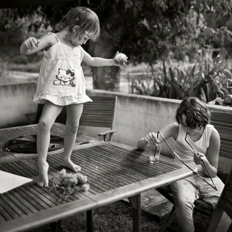 семейные фотоальбомы нудистов