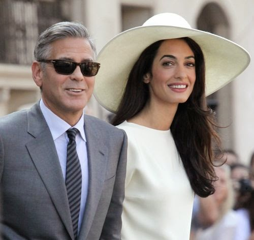 George Clooney & Amal she Adopt a Baby