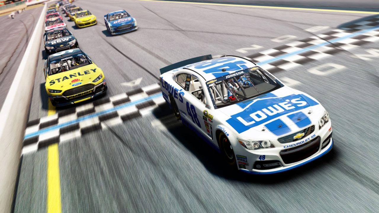 NASCAR'14 Screenshot 1 - Ohgamegratis 3