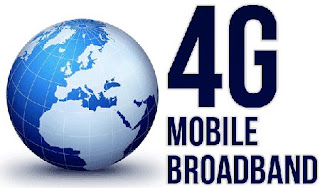 4G Mobile Broadbrand