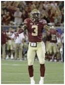 S Derwin James, FSU