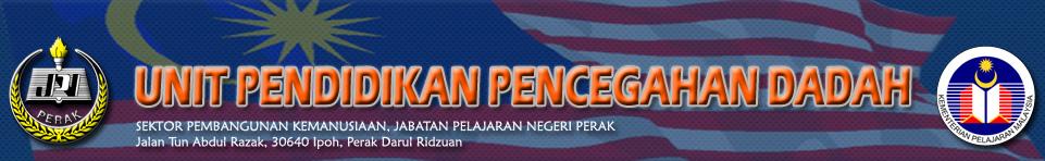 Unit Pendidikan Pencegahan Dadah, JPN Perak
