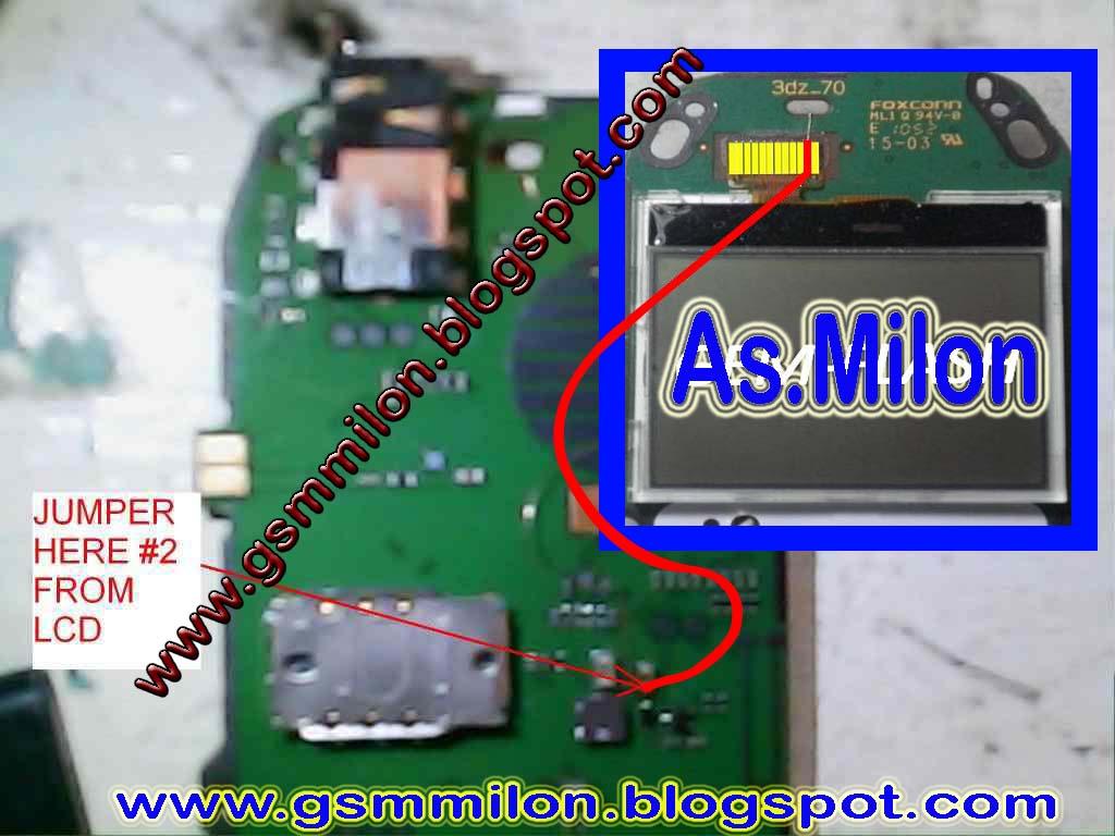 nokia 1280 light problem. - GSM-Forum