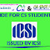 Download Tips & Guide For CS Students - Issued By ICSI For Full CS Course