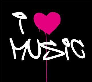 Electrohouse i love music for House music pop