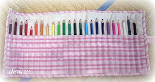 Как сделать пенал карандаш своими руками 112