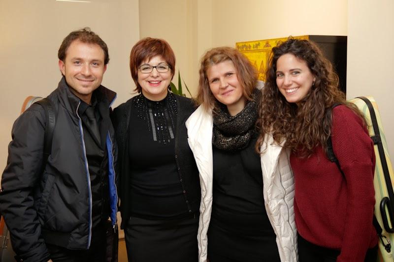 Recibimos el apoyo de artistas como Darling Dyle. Orquesta Sinfónica Región de Murcia