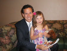"Chloe and Rick Santorum at ""Celebrate Life Banquet"""