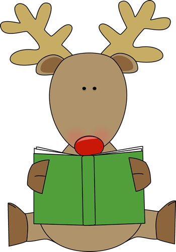 http://www.mycutegraphics.com/graphics/christmas/reindeer-reading-a-book.html
