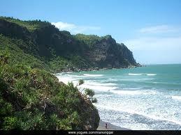 pantai, pantai jogja,pantai parangtritis