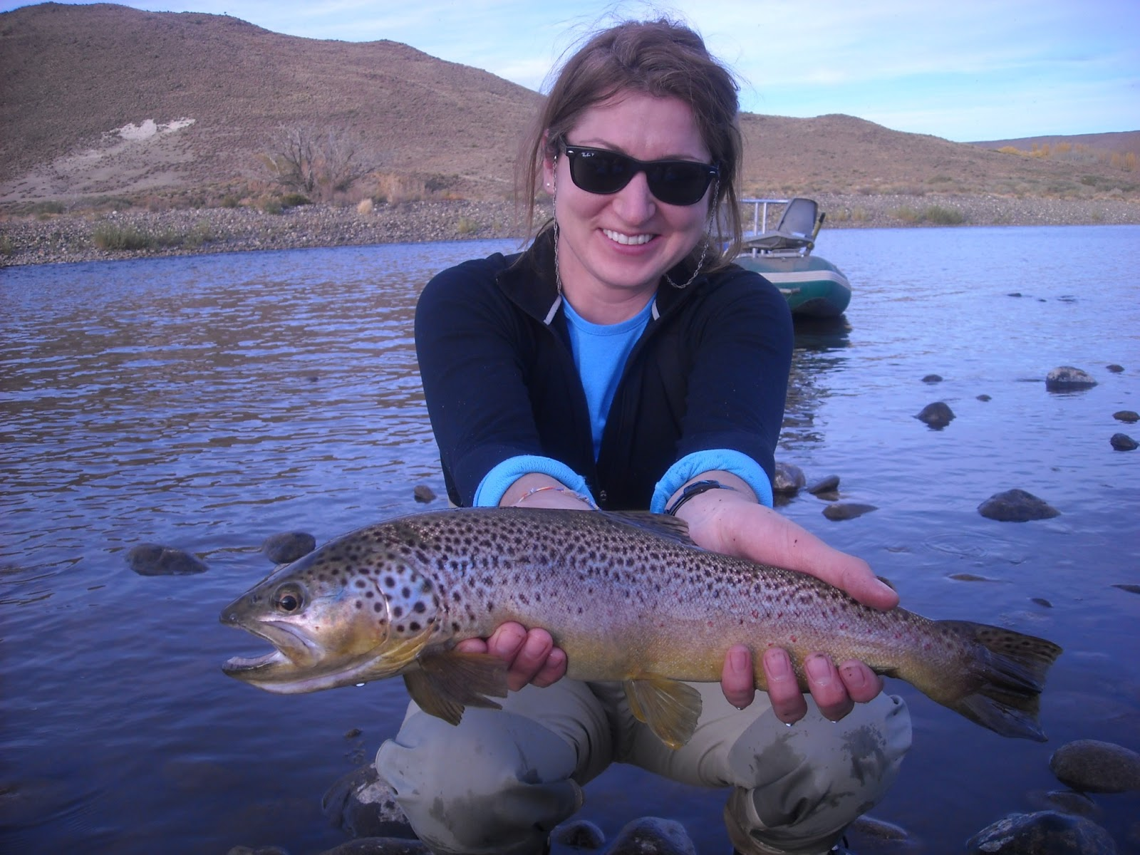 First cast fly fishing fly fishing patagonia argentina a for Fishing in argentina
