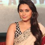 Rani Mukherjee Looks Beautiful In Saree At 'Talaash' Movie Music Launch